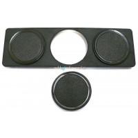 Suporte 3 Instrumentos 52 mm