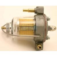 Filtro da Gasolina de Vidro King 67 mm  com Regulador de Pressão