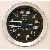 Manómetro e Termometro Smiths