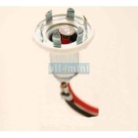 Casquilho para lâmpadas do velocímetro central