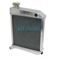 Radiador Aluminio C/Canais de 3 mm