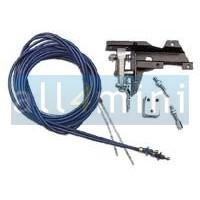 Kit de acelerador para Weber com dois cabos