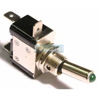 Interruptor ON/OFF com Piloto Verde
