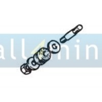 Apoio e Borracha Para Motor do Limpa Vidros MK1