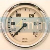 Manómetro da temperatura do Oleo . Magnolia