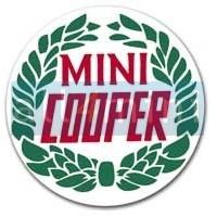 """Centro de Jante """"Mini Cooper"""""""