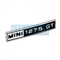 Emblema Autocolante MINI1275GT