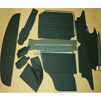 Kit de Forras MK1/2 - Preto (Velocimetro Oval)