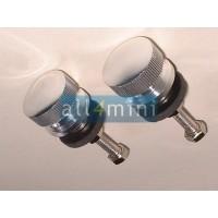 Botões de Grelha Aluminio