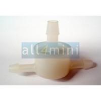 T em Plastico para circuito do Esgicho do Limpa Párabrisas - MK1/2
