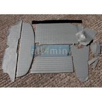 Kit Completo de Forras Cooper1000/Cooper S - MK1