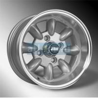 12X6 Minilight com pneus Falken