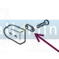Anilha para Batente em Nylon da Porta MK1/2 - Ref 14A6833