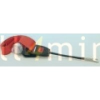 Cinto de Segurança de Enrolar - Moke - Vermelho