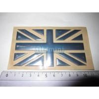 Bandeira Inglesa Colar - Prata