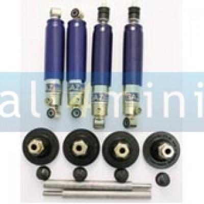Kit Amortecedores GAZ Curtos C/Hi-Lows Originais