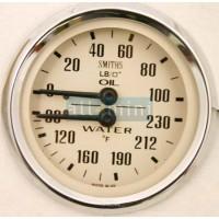 Manometro e Termometro Smiths Magnólia