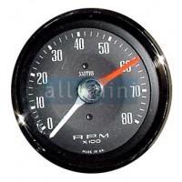 Conta Rotações Smiths 8.000 rpm Preto
