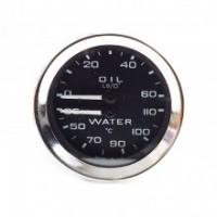 Manómetro e Termometro Smiths - Utlizar Ref TE5